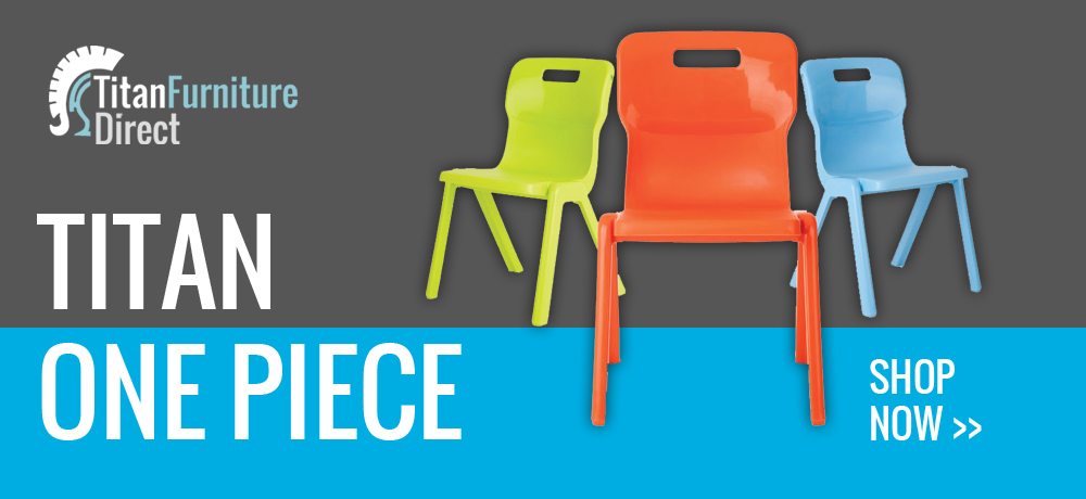 Titan One Piece Chair from Titan Furniture Direct