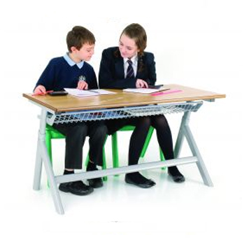titan height adjustable tables - Titan Furniture Direct - Titan Double Height Adjustable Table