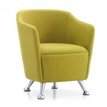 soft seating - Titan Furniture Direct - SOLACE SOFT SEATING COMPACT TUB CHAIR